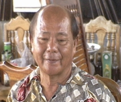 Kuhn Samron, ethnobotinist and certified herbalist by the Thailand Ministry of Public Health